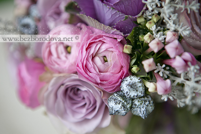 Цветы фото с ягодами