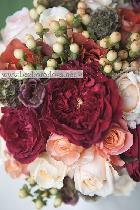 Пионовидная роза картинки