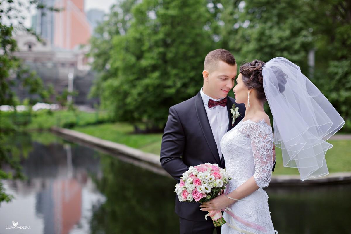 Белый букет, Белый свадебный букет, Букет невесты, Розовые розы, Розовый, Розовый свадебный букет, Розы, Свадебный букет, Свадебный букет из роз, Эустома,