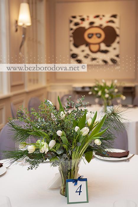 Свадебное оформление ресторана Parkhouse